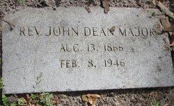 Elder John Dean Major