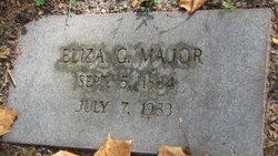 Eliza G Major