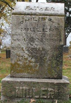 Maria Louisa <I>Winston</I> Miller
