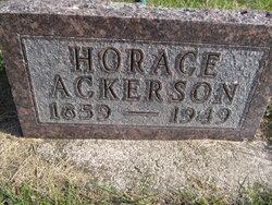 Horace Ackerson