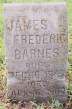 James Frederic Barnes