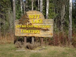 New Nett Lake Cemetery