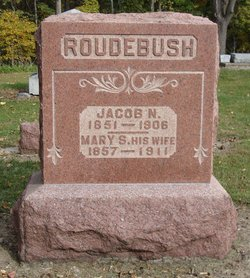 Mary S <I>Weller</I> Roudebush