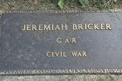 Sgt Jeremiah M Bricker