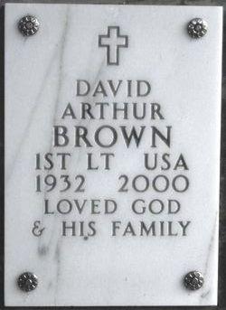 David Arthur Brown
