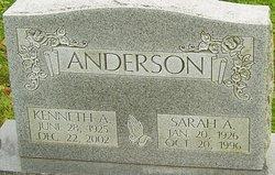 Kenneth Alfred Anderson, Sr
