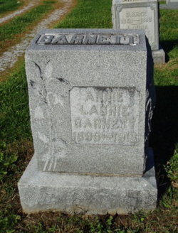 Annie Laurie <I>Strother</I> Barnett