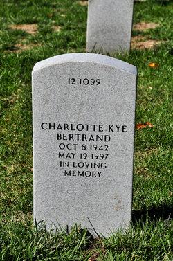 Charlotte Kye Bertrand