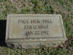 Paul Hemphill