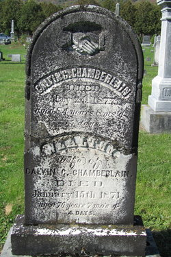 Wealthy <I>Deming</I> Chamberlain