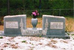 Josie Mae Ella <I>Haynes</I> Mitchum