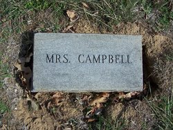 Mrs Campbell