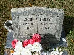 Susie R Bailey