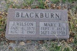 Mary Ellen <I>Gray</I> Blackburn