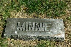 Minnie <I>Spahr</I> Ailworth