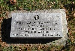 """2LT William A """"Bill"""" Dwyer, Jr"""