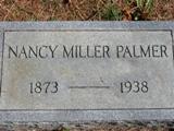 Nancy <I>Miller</I> Palmer