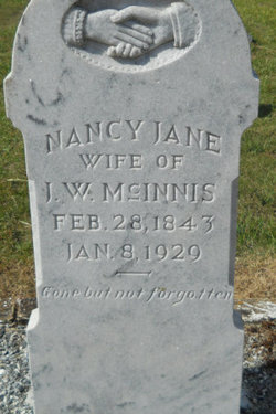 Nancy Jane McInnis