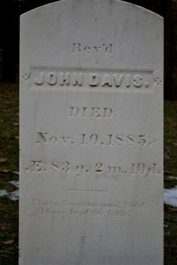 Rev John Davis