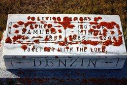 """Whilhelminna """"Minnie"""" <I>Zummach</I> Denzin"""