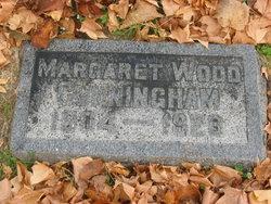 Margaret <I>Wood</I> Cunningham