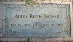 Addie Ruth Beaver