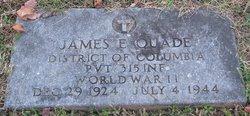 Pvt James E Quade