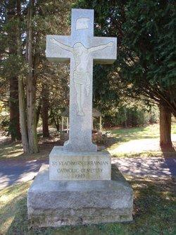 Saint Vladimir's Lower Cemetery