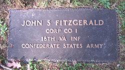 Corp John Samuel Fitzgerald