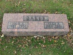 Fred Edward Baker