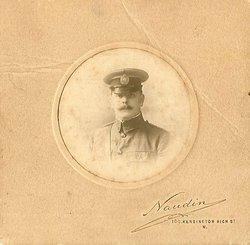 Major Frederick Roger Knollys