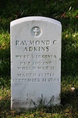Raymond C Adkins