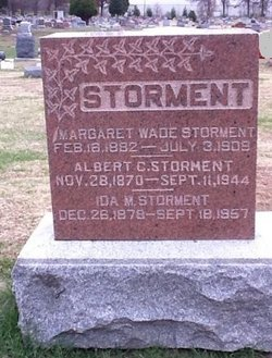 Albert C. Storment