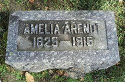 Amelia <I>Conrad</I> Arendt