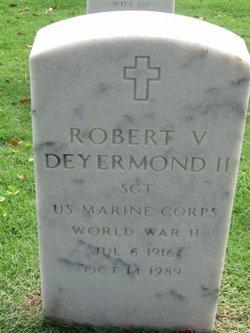 Robert Victor Deyermond, II