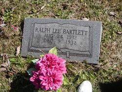 Ralph Lee Bartlett