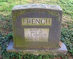 Mary Ellen <I>Wheatley</I> French
