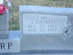 """John Haskell """"Haskell"""" Earp"""