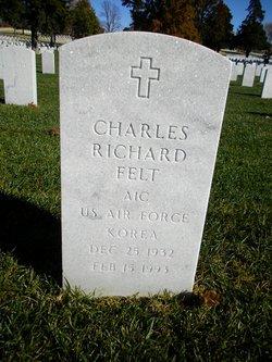 Charles Richard Felt
