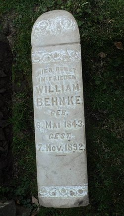 William Behnke