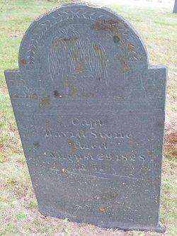 Capt David Stone, Jr