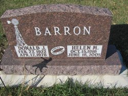 Donald James Barron