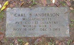 Carl Bernard Anderson