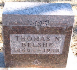 Thomas Nolan Belshe, Sr
