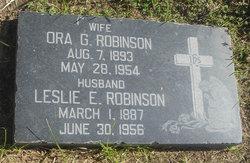 Leslie E. Robinson