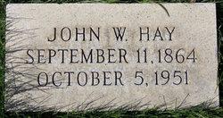 John Woods Hay Sr.