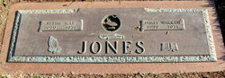 Bessie Mae <I>Milligan</I> Jones