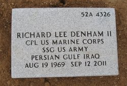 Richard Lee Denham, II