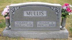 Marjorie Lorrainne <I>Ramsey</I> Mullis