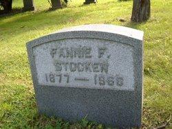 Fannie F Stocken
